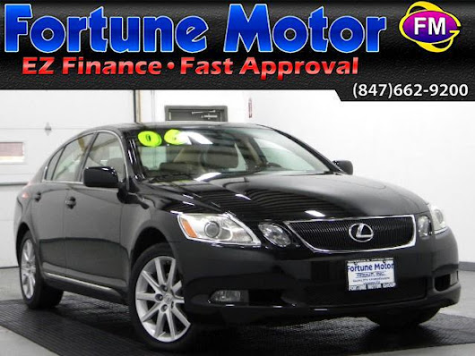 Used 2006 Lexus GS GS 300 AWD for Sale in Waukegan IL 60085 Fortune Motor Group Inc.