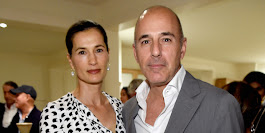 Matt Lauer Is Trying to Save His Marriage With Annette Roque - Is Matt Lauer Getting Divorced?