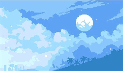 media preview pixel art background pixel art aesthetic art