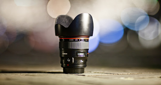 Canon EF 24mm f/1.4 L II USM Lens by Ilko Allexandroff
