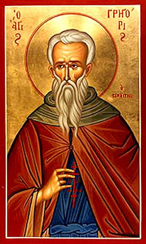 Saint Gregory of Sinai