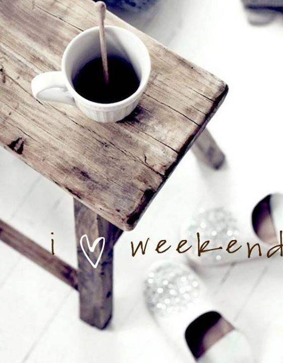 I ♥ Weekend