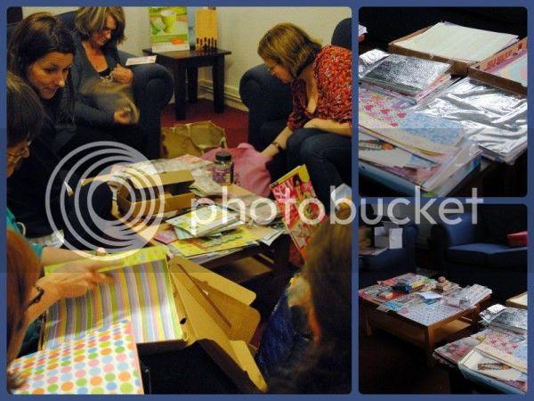 Photo collage - De-clutter Week 8 - Jimjams