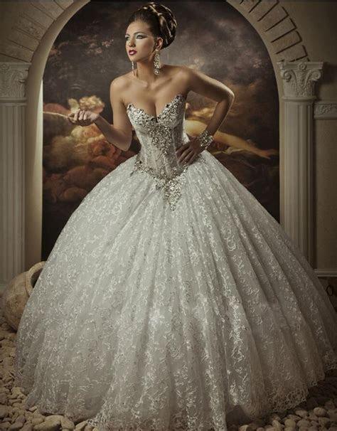 2014 New Custom Sweetheart Sleeveless Luxury Beaded