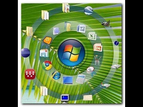 برنامج مؤثرات سطح المكتب DESCARGAR CIRCLE DOCK PORTABLE