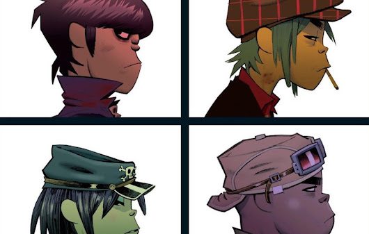 Gorillaz to release 'Demon Days' on vinyl for the first time - NME