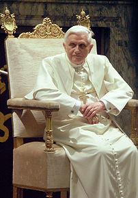 Pope Benedictus XVI