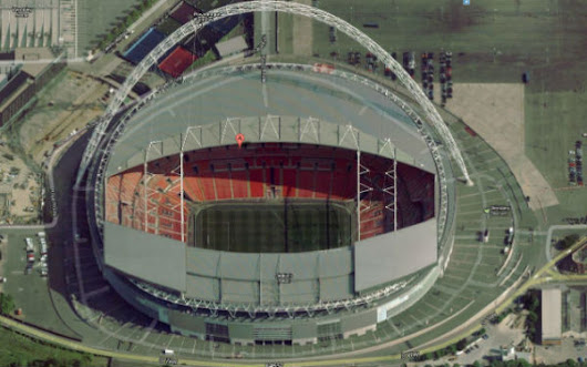 Get a Bird's-Eye View of 25 Olympic Stadiums