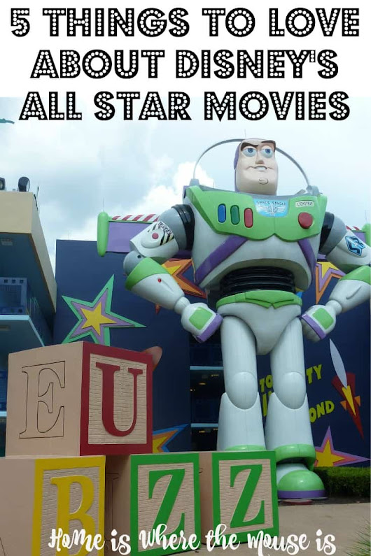 5 Things to Love about Disney's All-Star Movies | Review