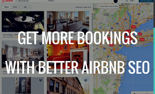How To Get More Airbnb Bookings With Better SEO | Guesty