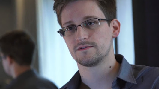 NSA whistleblower Edward Snowden: 'I don't want to live in a society that does these sort of things' – video | World news |