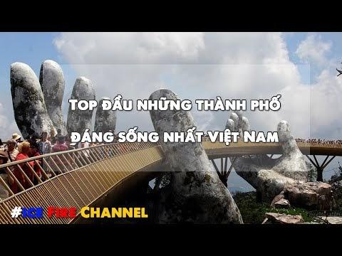 Kinh nghiệm du lịch Đà Nẵng - Top đầu những thành phố đáng sống nhất V...