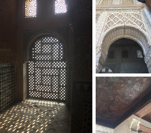 "Armina Interiors on Twitter: ""I am enjoying the inspiration and design at the palace of Real Alcázar de Sevilla. #globetrotting #beauty """