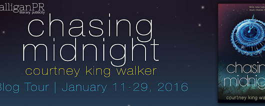 Top Ten/Giveaway: Chasing Midnight by @CKingWalker #YAlit