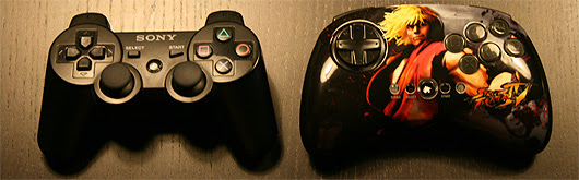 Street Fighter 4 Fightpad