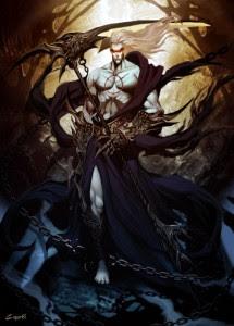 Hades (Pluto) Greek God - Art Picture by GenzoMan