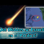 NASA acaba de encontrar en el océano lo que cayó del espacio
