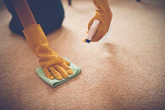 Carpet Cleaning in Reigate Now Gets Easier With Professional Cleaners!