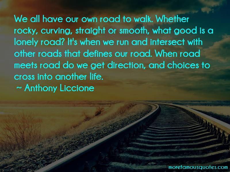 Life Rocky Road Quotes Top 4 Quotes About Life Rocky Road From