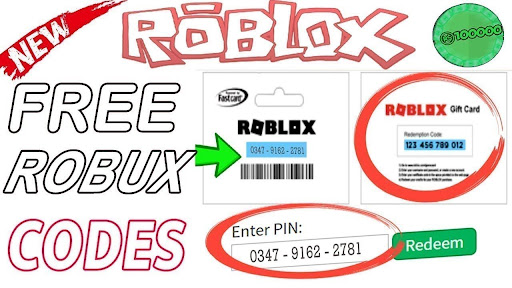 Roblox Robux Free Codes