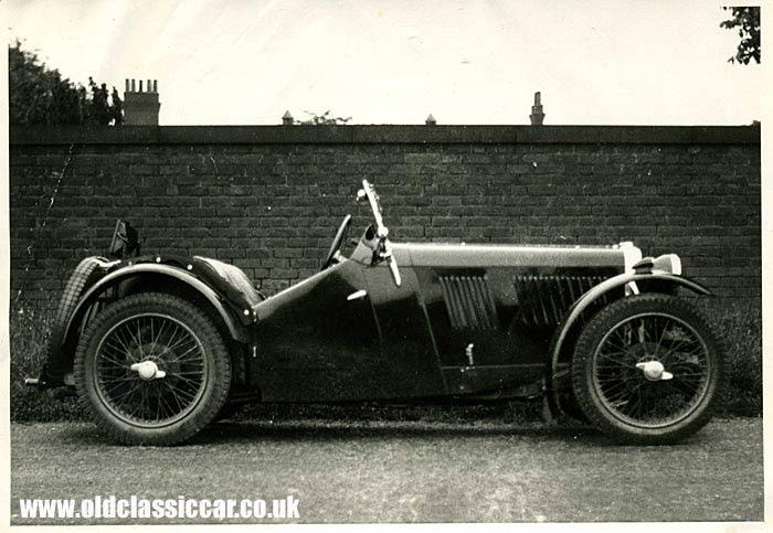 MG Sportscar