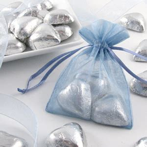 Foil Wrapped Chocolate Hearts