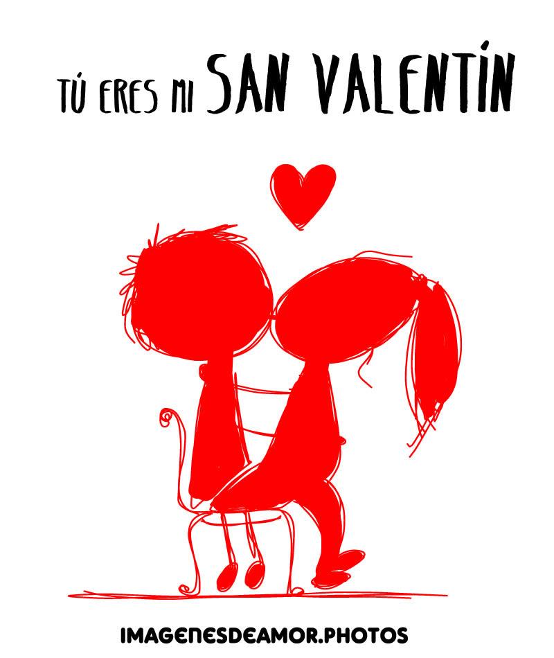 Imagenes De San Valentin Frases Palabras Y Mensajes De Amor