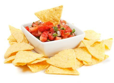 Health Benefits: Chips and Salsa   The Latin Kitchen