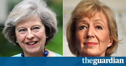 In Andrea Leadsom the Tories may have another formidable Thatcher | Politics | The Guardian
