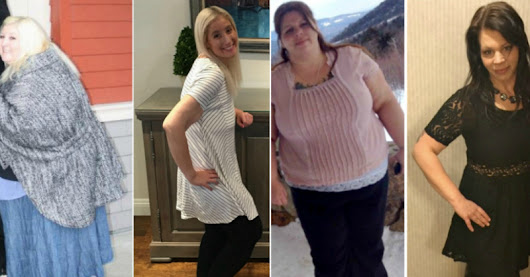 5 Women Behind Your Favorite Viral Success Stories Share Their Best Weight-Loss Tips