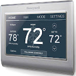 Honeywell Home RTH9585WF1004 Wi-Fi Smart Color Thermostat