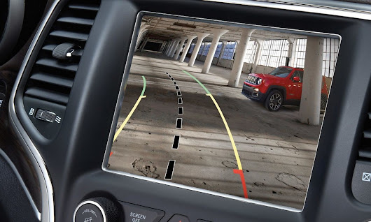 The Latest in Vehicle Camera Technology From Chrysler, Dodge, Jeep®, and Ram