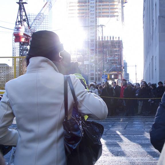 Crossing, World Trade Center