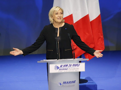 Le Pen Will Work with Poland and Hungary to 'Dismantle' the EU
