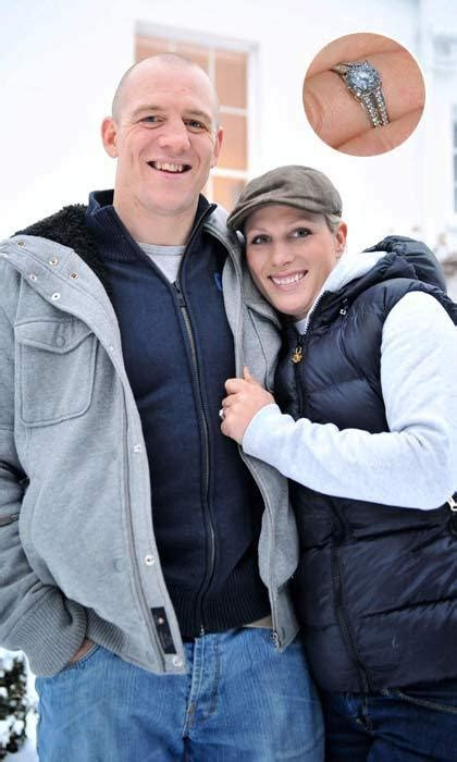 A look back at Zara Phillips and Mike Tindall's gorgeous