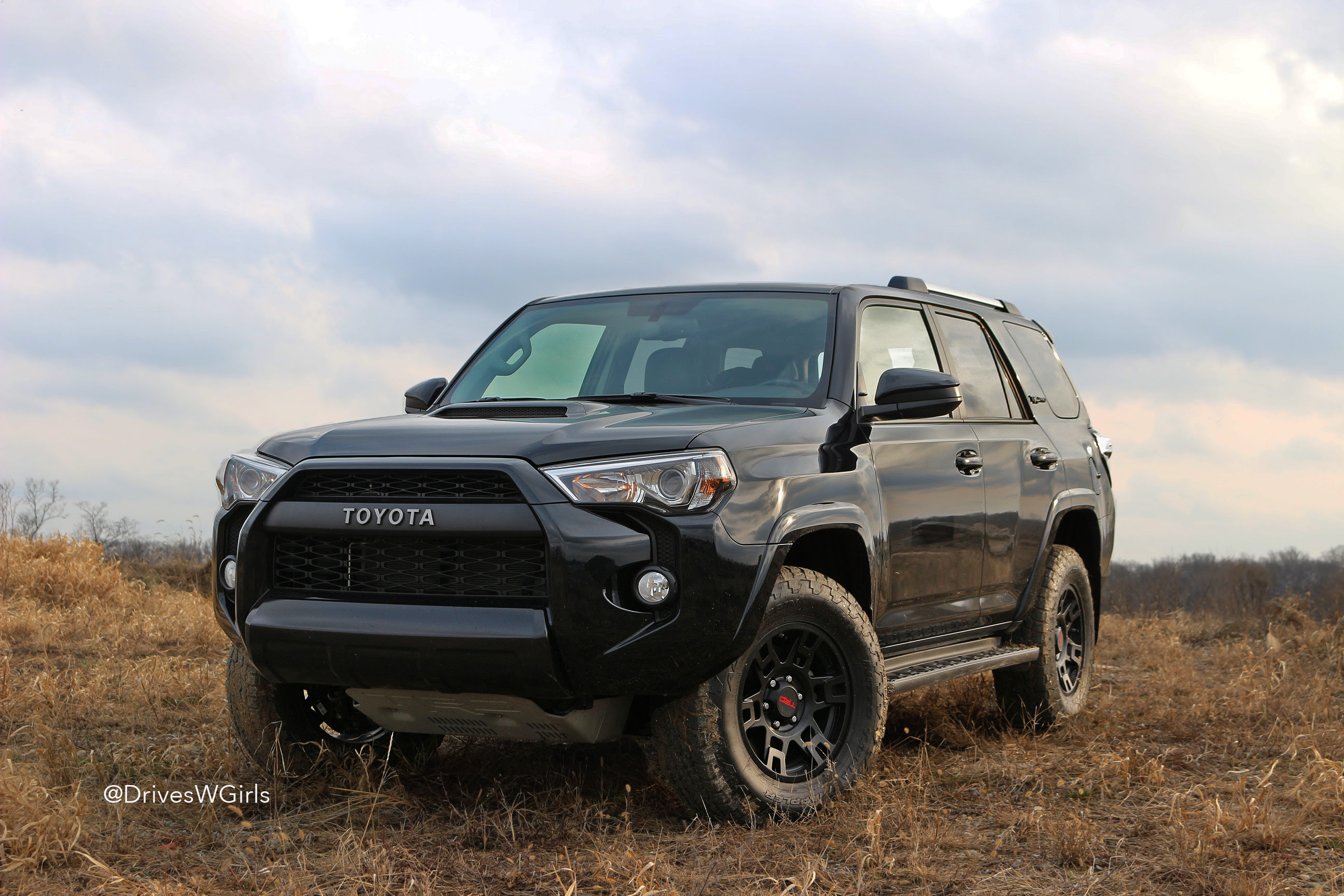 Toyota 4Runner TRD Pro - Mountains, Zombies, Kids, No ...
