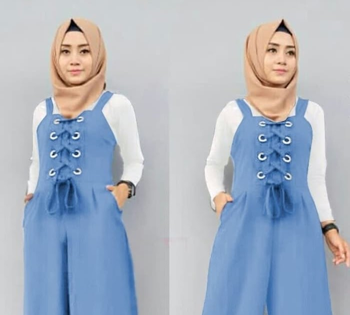 Style Terbaru Model Baju Jumpsuit Terbaru