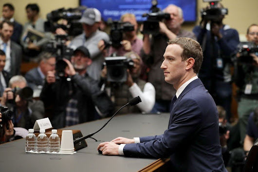 The Biggest Revelations and Strangest Moments From Mark Zuckerberg's Congressional Testimony