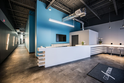 New Specialty Fitness Studio Designed by Landow and Landow Architects