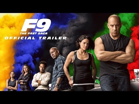 Fast and Furious 9, The Fast Saga (2021) Movie Preview and Official Trailer