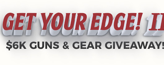 Get Your Edge! II - Springfield Armory's SAINT Edge Giveaway
