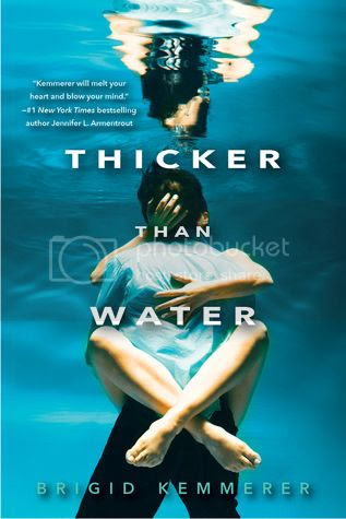 Thicker Than Water by Brigid Kemmerer