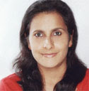 Portait photo of Ritu Jain