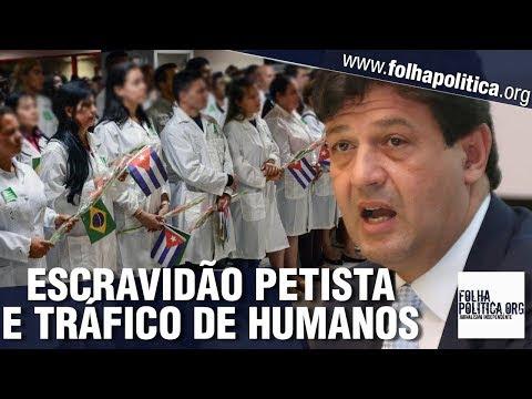 """MINISTRO DA SAÚDE EXPÕE COMO FUNCIONAVA O """"COMÉRCIO"""" DE MÉDICOS CUBANOS"""