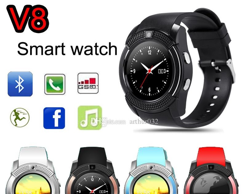 Watch manual smart v8 - Lemfo smartwatch PDF User