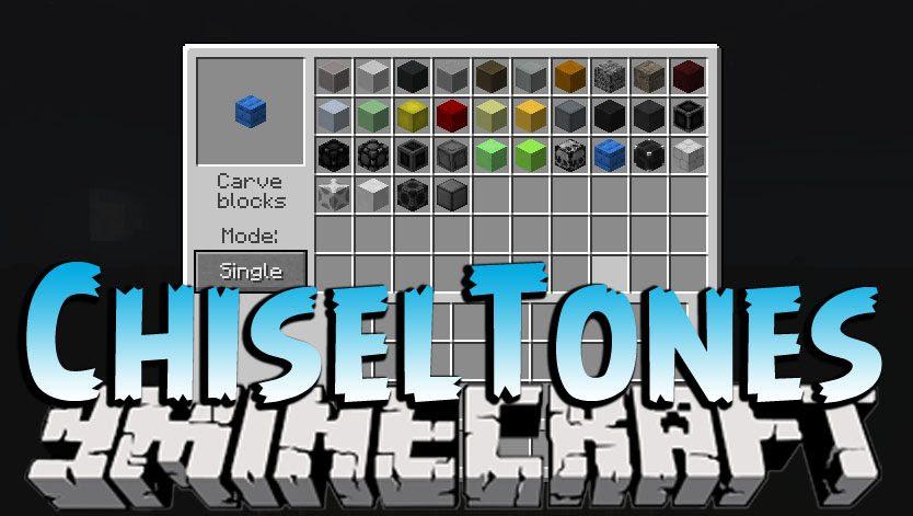 Minecraft Mod Chisel 2 1 12 2 - Kelas Baca b