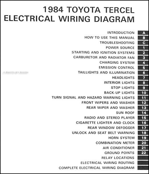 Diagram 1996 Toyota Tercel Electrical Wiring Diagram Full Version Hd Quality Wiring Diagram Ideaschematic Lafabbricadegliingegneri It