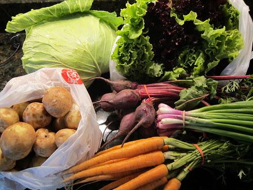 Farmer's Market Finds 7/4
