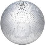 TheLAShop 12 inch Party Disco Reflective Glass Mirror Ball