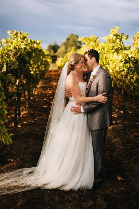Minty Fresh Wine Country Wedding   MODwedding